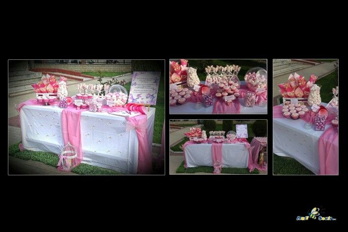 #Pink #Butterfly #Girl's #Candybar #MeliSoula