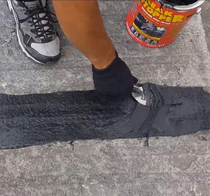 Metal Roof Leak Sealant Corrugated Metal Roof Metal Roof Leaks Roof Sealant
