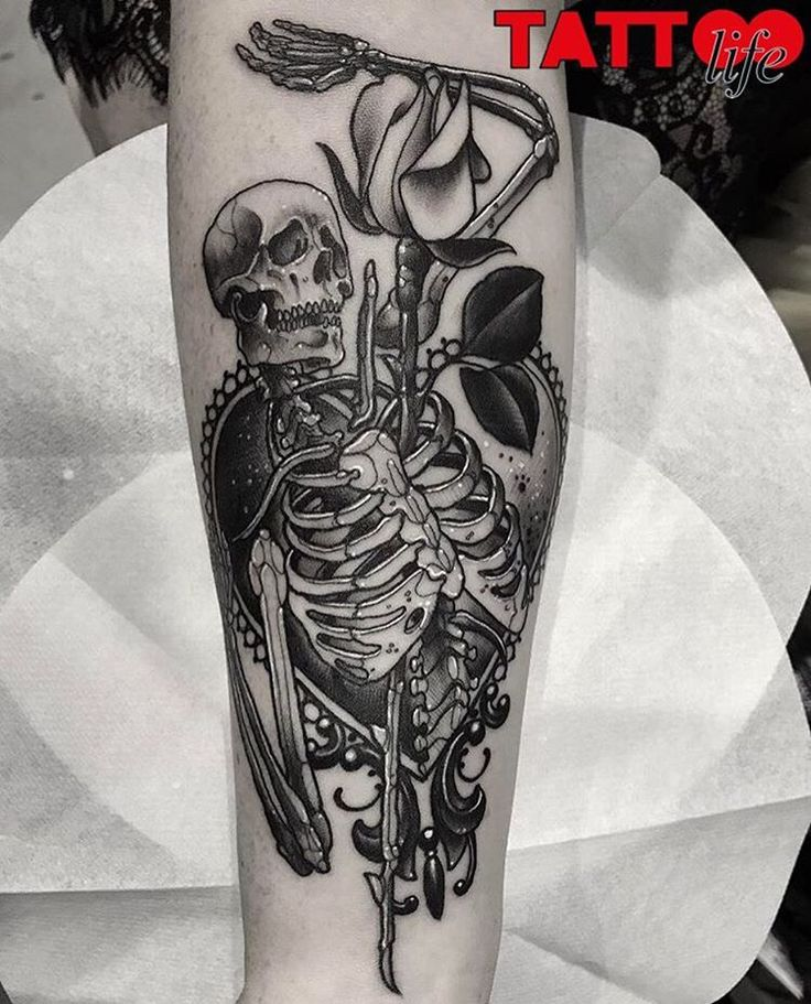 Work by @neil_dransfield_tattoo Heartache & Heartbreak, UK  more on www.tattoolifegallery.com with 70.000 selected tattoos in hundreds categories. #tattoo #tattoolife  #tattoolifegallery  #tattoolifemagazine