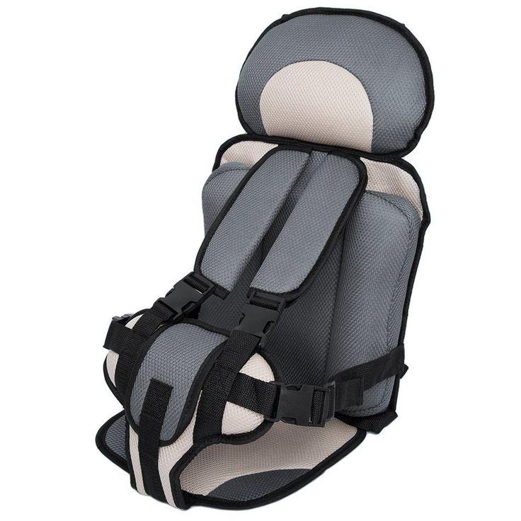 Safety Car del bambino Portatile Sedile per Bambini Sedie In Auto Neonati Aggiornato Versione Ispessimento del Cotone Dei Bambini Seggiolini per Auto Seggiolino di Sicurezza