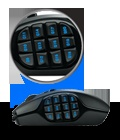 Logitech G600 MMO Gaming Mouse - $79.99  20 buttons. TWENTY.