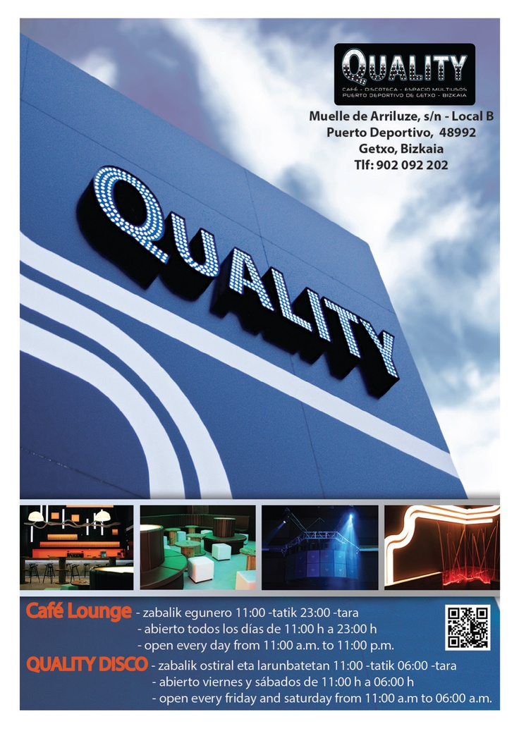 Discoteca Quality - CoolCards Bilbao