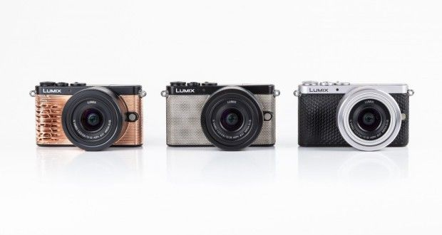 Gamme d'appareils photo Panasonic customisés en impression 3D