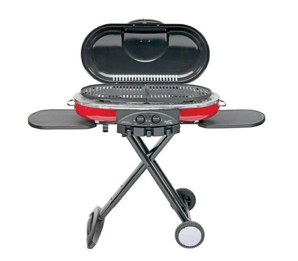 Gas BBQ Grill Tailgate Camping Picnic Backyard Campout  Portable Propane Barbecue #Coleman #GasBBQ #Barbecuegrill