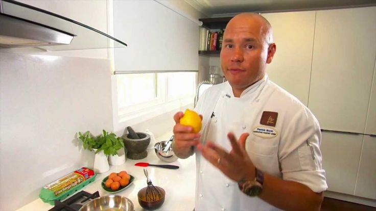 Pierrick Boyer's Lemon Curd recipe with Farm Pride Eggs