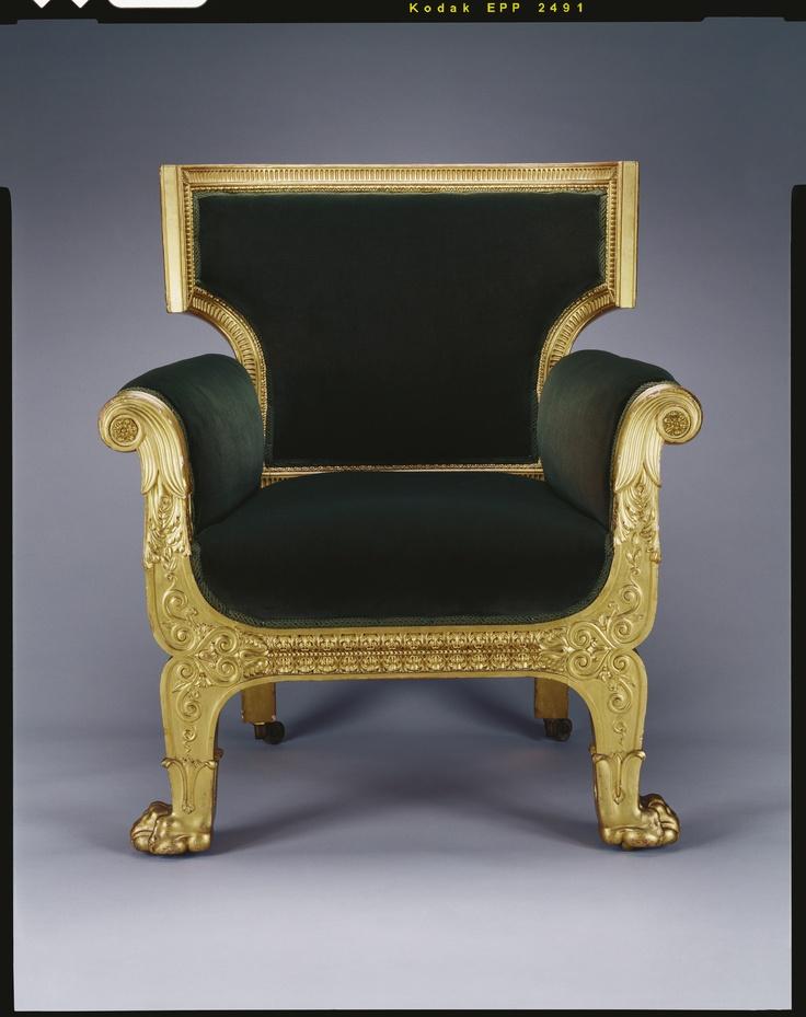 Bergère. Morel U0026 Seddon (cabinet Maker) 1828. Furniture StylesFine ...
