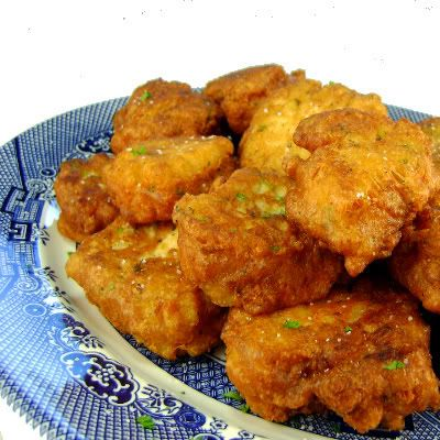 One Perfect Bite: Clam Fritters