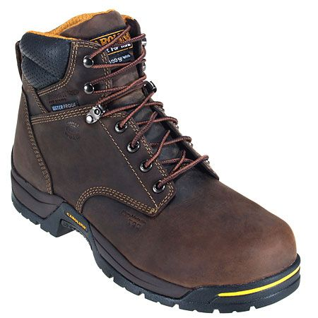 Carolina Boots Men's Composite Toe EH CA5521 Waterproof Insulated Boot