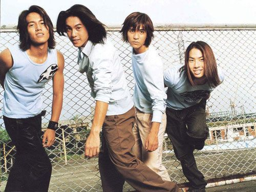 F4 members Jerry Yan, Vic Zhou, Vanness Wu, and Ken Chu - Google Search