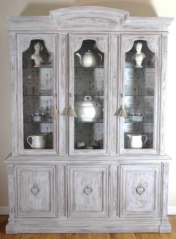 Drexel Restoration China Cabinet by LaVantteHome on Etsy, $895.00