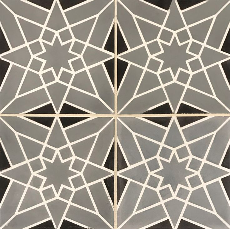 40 best Our | NEW Patterned Concrete Tiles images on Pinterest ...