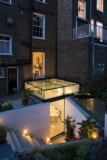 Inventive use of space