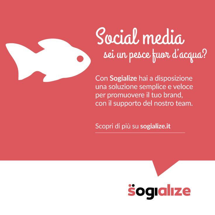 Non abboccare all'amo sbagliato. Affidati a professionisti #visibilità #comunicazione #business #marketing #socialmedia