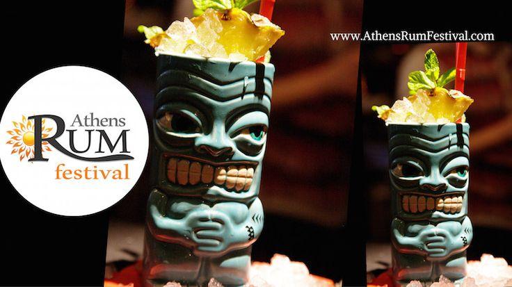 1ο Athens Rum Festival, 6 και 7 Νοεμβρίου 2016 στον χώρο του Ζαππείου Μεγάρου Το 1ο Φεστιβάλ ρουμιού Αθήνας διοργανώνεται από το εμβληματικό ρούμι μπαρ Baba Au Rum (World's 50 Βest Bars 2013 &…