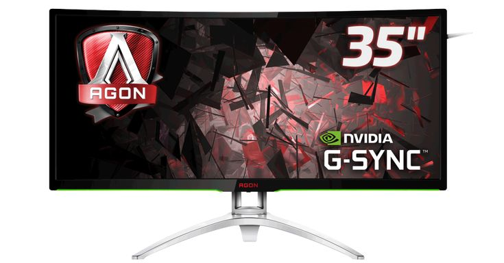 AOC have announced their rather swish-looking Agon AG352UCG 35-inch curved ultra-wide monitor.Curved televisions always seemed a bit daft to me - unless you lived alone and never had people around. Whereas putting this tech in to a gaming monitor makes perfect sense.The Agon AG352UCG (why don\\\'t they ever have more ...