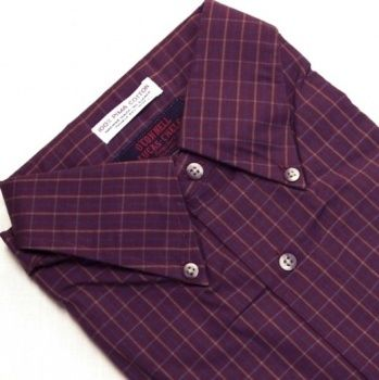 Sero Shirtmakers - Pima Cotton Sport Shirt - Brg2