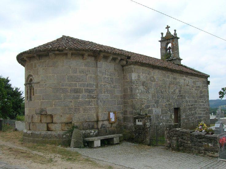 San Xulián do Camiño, Lugo, Camino de Santiago