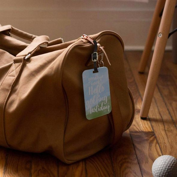 Producto disponible en tienda Zazzle. Product available in Zazzle store. Regalos, Gifts. #Bag #Tags #viaje #travel