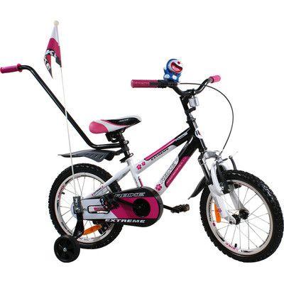 Rower BMX dla dziewczynki