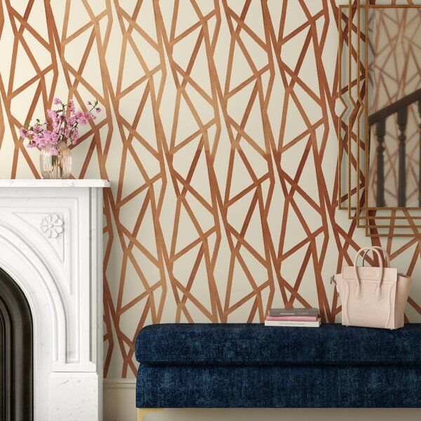 This Is Self Adhesive Removable Wallpaper That Is 100 Made In The Usa And Is Lead Free Phthalate Peel And Stick Wallpaper Wallpaper Roll Removable Wallpaper