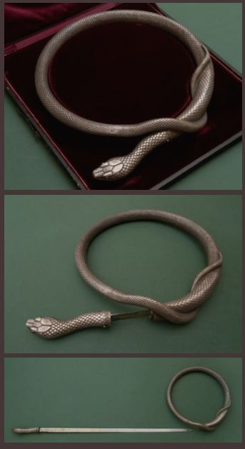 """""""A flexible rapier made during the 19th century in Toledo, Spain."""""""