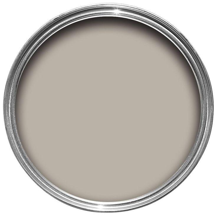 Colours Premium Any Room One Coat Alfie Beige Silk Emulsion Paint 2.5L | Departments | DIY at B&Q