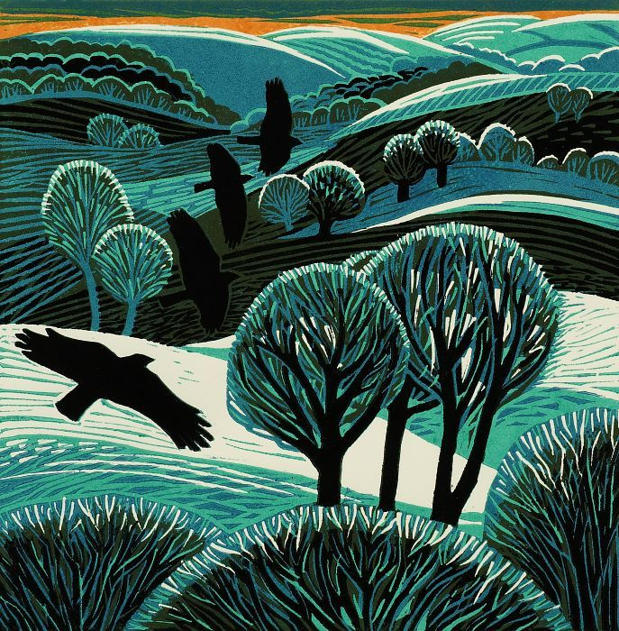 Rye Society of Artists. Annie Soudain.