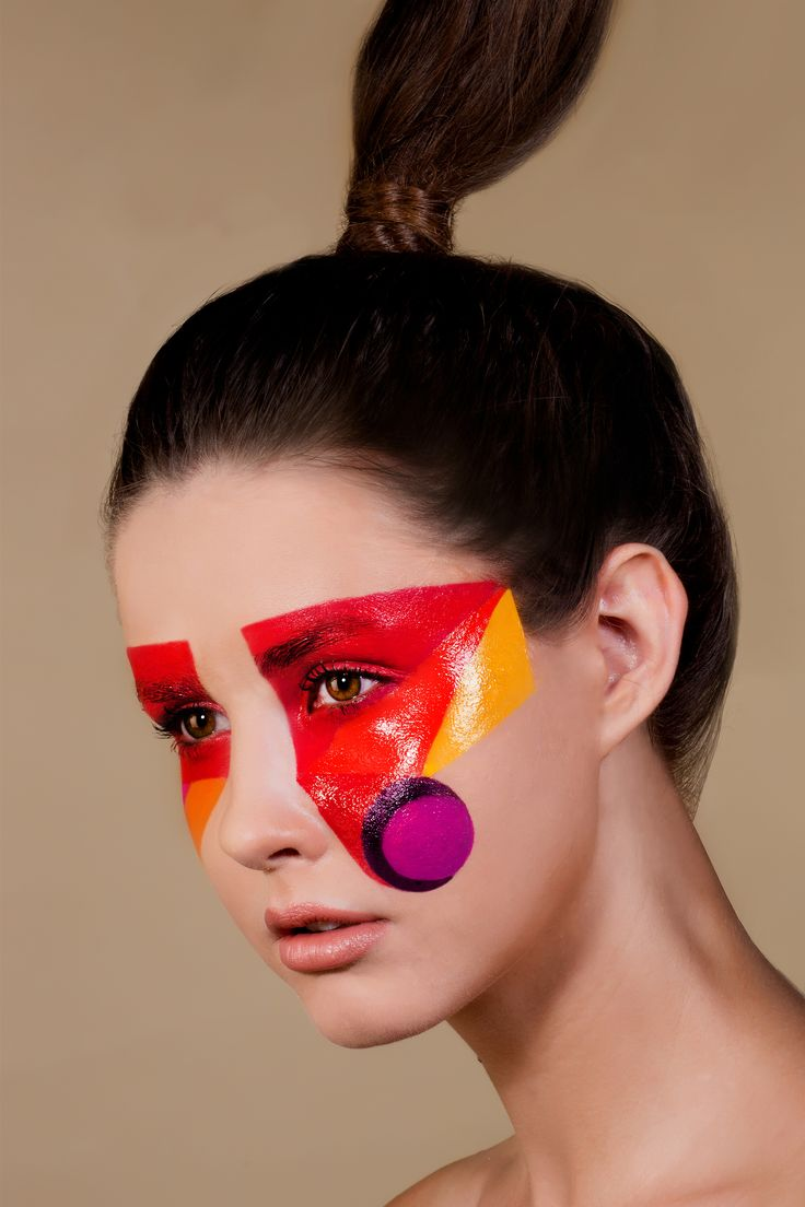 make up geometric
