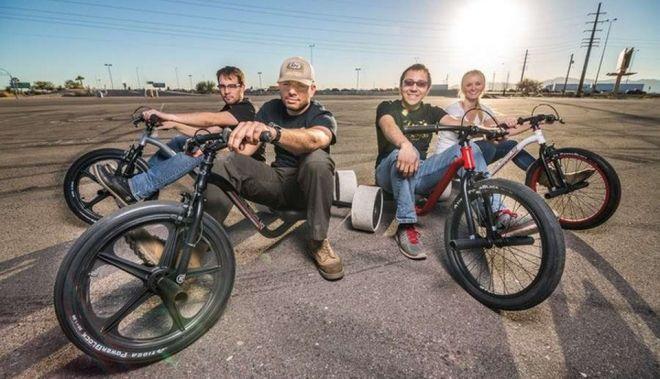 Verrado triciclo eléctrico http://buenespacio.es/verrado-triciclo-electrico.html #triciclo #ebike #electrico #verrado #crowdfunding