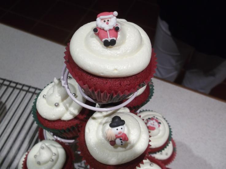 Velvet Cupcakes