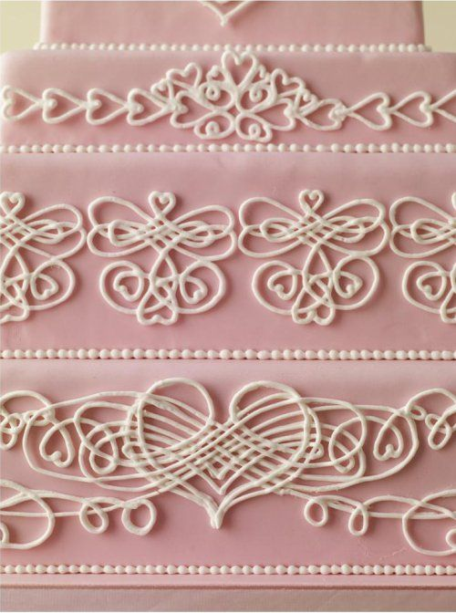 Cake Frosting Design Templates : 2202 best images about Cake/Cookies Decorating on ...