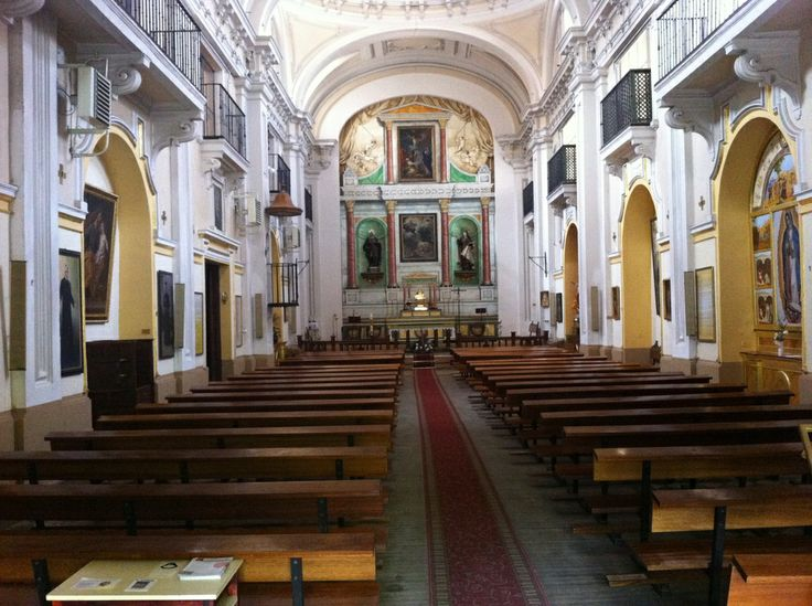 Publicamos el oratorio de San Felipe Neri. #historia #turismo http://www.rutasconhistoria.es/loc/oratorio-de-san-felipe-neri
