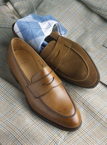 70a717efe52 The Rosebery Loafers Penny Loafers