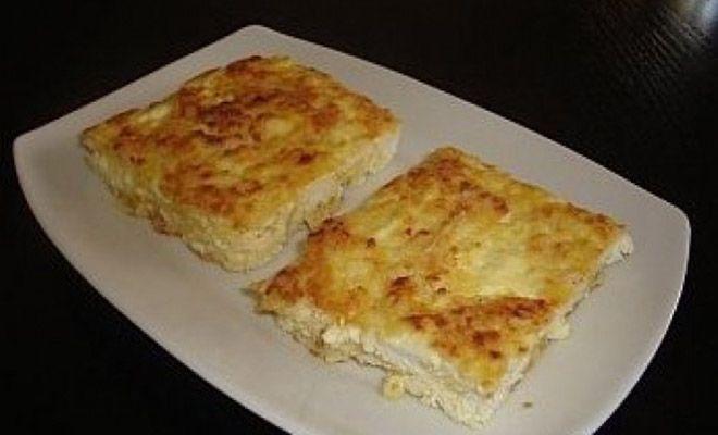 Πανεύκολη τυρόπιτα χωρίς φύλλο, με 2 κινήσεις έτοιμη σε 10΄ για το φούρνο!