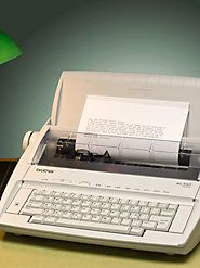 Classic Desk Accessories | Home Office Supplies | Vintage Typewriters