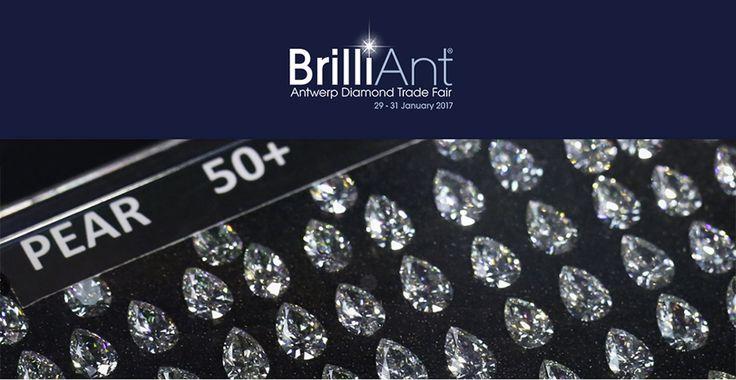 Fiera Diamanti di Anversa, dal 2017 si chiamerà BrilliAnt.  L'ottava edizione della rassegna belga cambia nome a partire dalla prossima edizione: nuove iniziative, come la fiera virtuale e un nuovo modello di business
