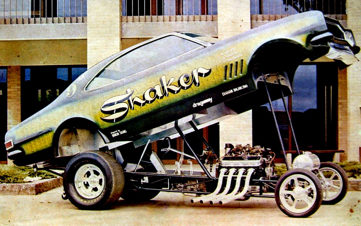 'The Shaker' - Australia's second home crafted Holden Monaro F/C - running A/A - from the 60'sHow cool was this