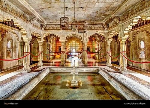Artists Hangout Palaces Of Rajasthan The Grandeur Interior