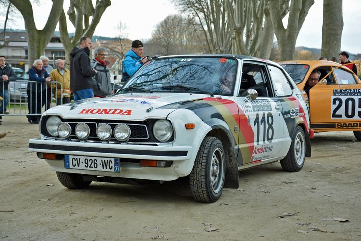 2016 Historic Monte-Carlo Rally
