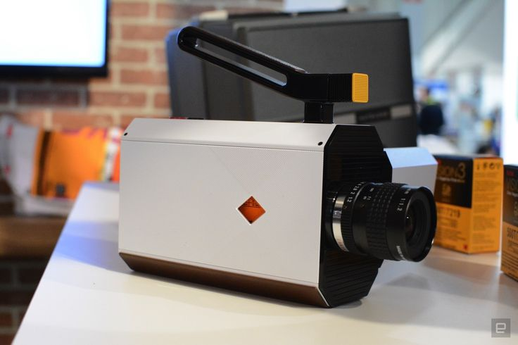 Kodak's big comeback is an old school throwback - With a redesigned Super 8, the film manufacturer hopes to revive its own brand, which is still shaky after the 2012 bankruptcy, and the art form the camera once supported. But the road to recovery won't be easy. Over the last couple of decades, the digital camera revolution has completely transformed the landscape in the absence of film cameras like the Super 8. #CES2016