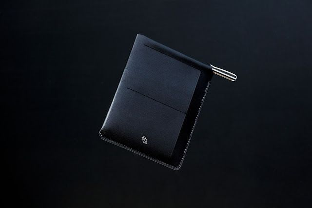 bellroy barneys leather wallet collaboration