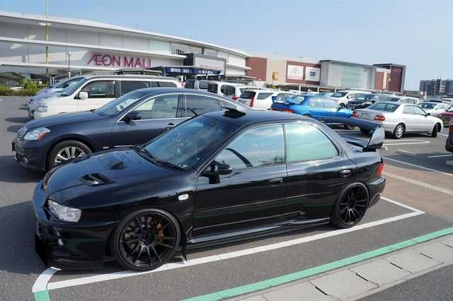 1999 Subaru Impreza Ver5 Wrx Sti Type Ra Limited Sedan Imgur Subaru Impreza Subaru Wrx