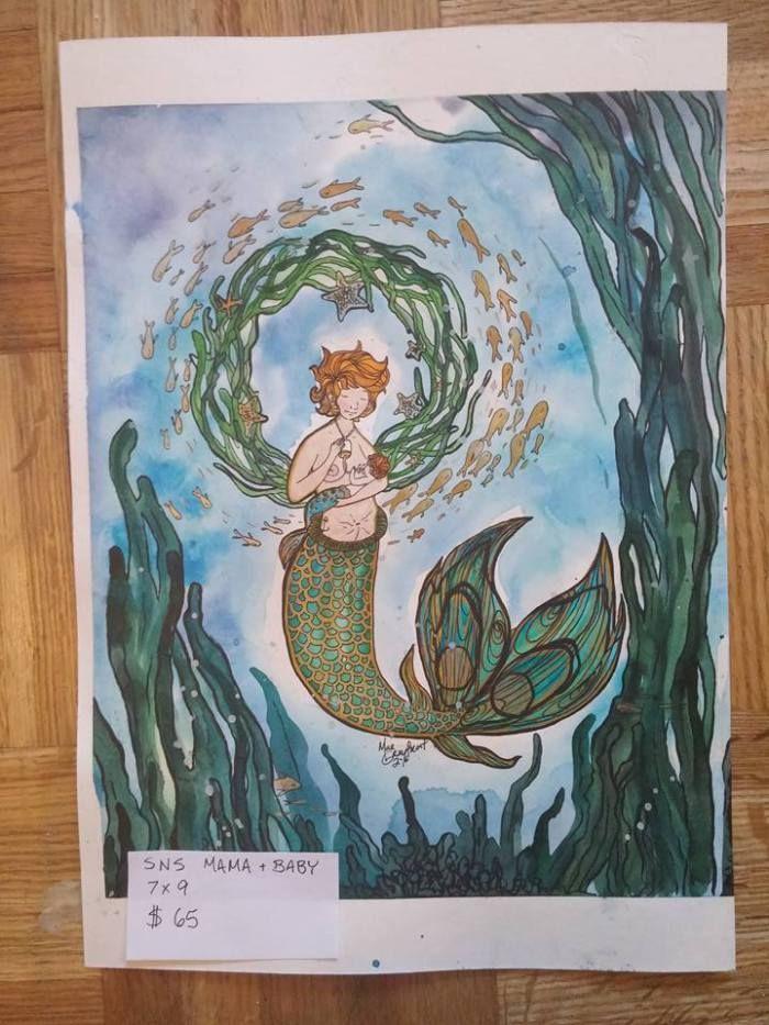 #mermaid #merman#merfolk #mermama #merdad #merbabies#snailbaby #neurodiversity #disability#blacklivesmatter #muslim #goodpeople #loveislove#lgbtq #rootletootle #autisticartist