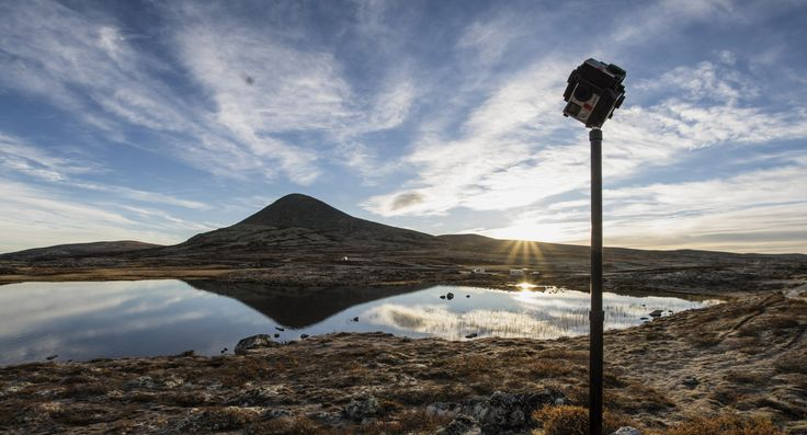 https://flic.kr/p/zx4eb9   Shooting 360 in the mountains    Shooting 360 video in the mountains during morning sunrise.  This is shot in Rondane in Norway, showing the mountain Muen 08AM in the morning.  My 360 videos www.youtube.com/channel/UCBlgJkVefu_6m33p0GSBq7w