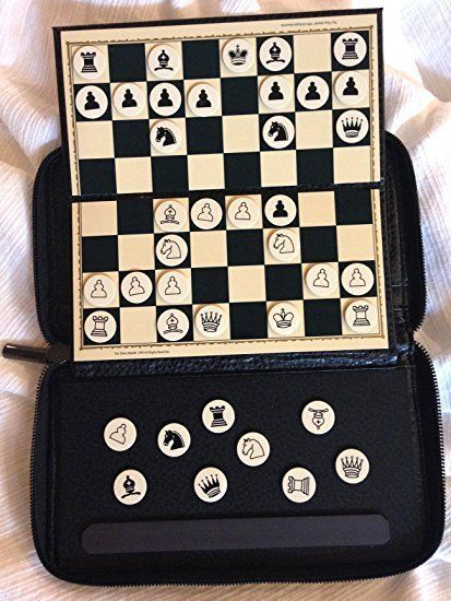 Factory Imperfect ChessMate Wallet used in Bobby Fisher Movie #Chessmate