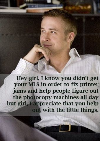 @ Amanda Y.  hahahahaha- replace MLS with Masters in PA.. can you order me a calculator after you load the paper?