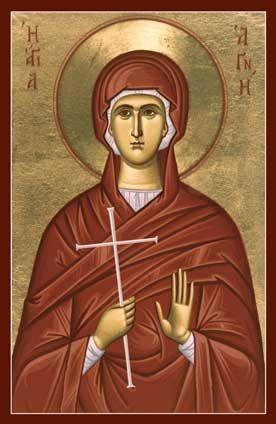 29 Best St Agnes Images On Pinterest Catholic Catholic