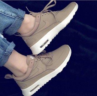 shoes nike air max beige tan beige nike nike sneakers