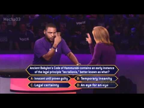"""""""I Did NOT Wink!"""" - Who Wants to be a Millionaire [Season 10] - http://internationalmillionairematch.com/blog/i-did-not-wink-who-wants-to-be-a-millionaire-season-10/"""