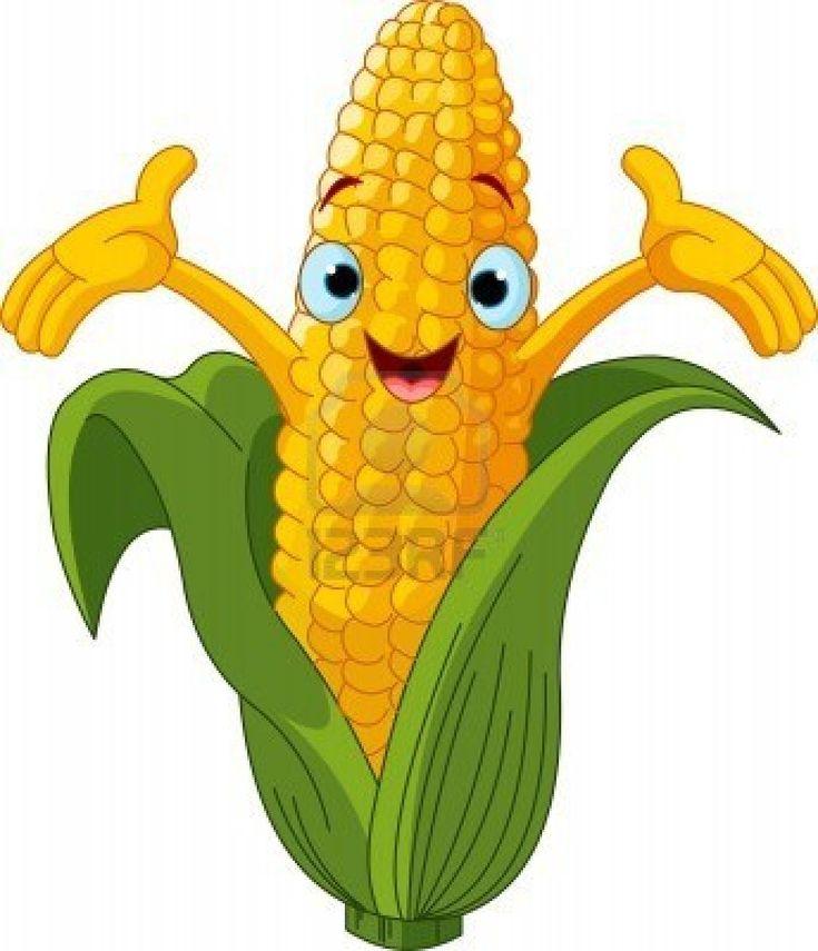 10 best corn images on pinterest clip art illustrations and veggies rh pinterest com ear of corn clipart black and white